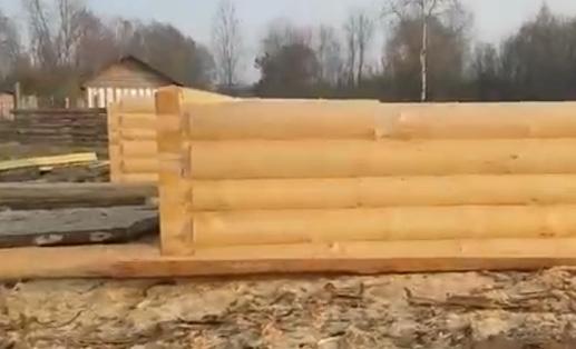 Сруб 5х6 + 2 метра под террасу